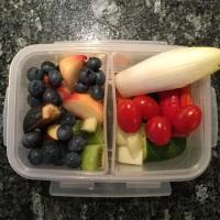 Saisonale Früchte und Gemüse